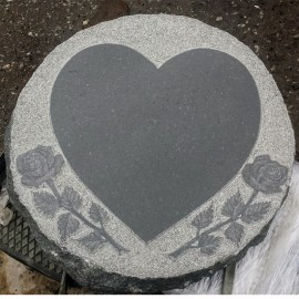 Gravsten Hjärta 39