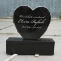 Gravsten Hjärta 201 s