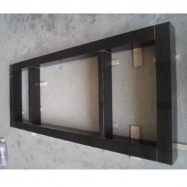 Gravram 100x240x10x15 cm